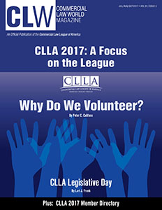 CLWMagazine - CLW-Vol-33-Issue-3-sm